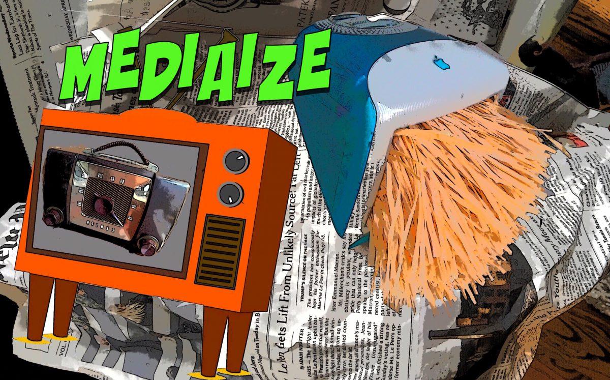 Mediaize : this site STILL under construction